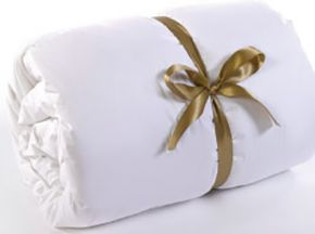 Musbury Fabrics Goose Feather & Down Naturally Breathable Duvet