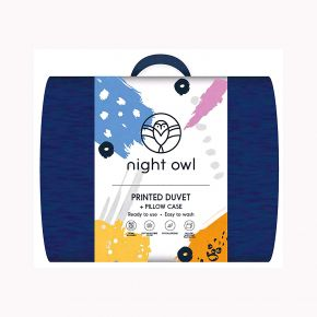 The Fine Bedding Company Night Owl Duvet