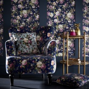 Oasis Dalston Chair Renaissance Midnight