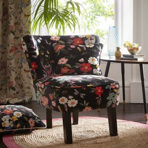Oasis Monika Chair Ava Black
