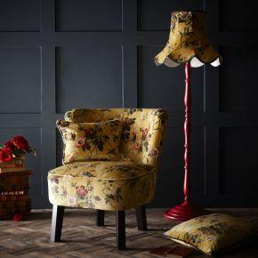 Oasis Monika Chair Leighton Ochre