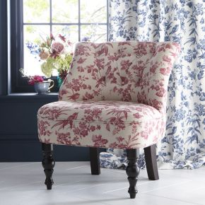 Oasis Odette Chair Amelia Raspberry
