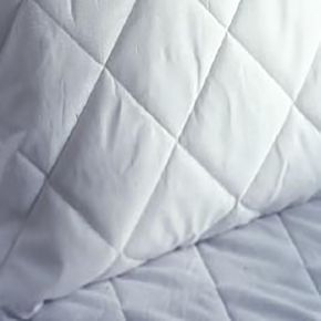 Super Saver Polycotton Quilted Mattress Protector