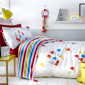 Appletree Raindrops Duvet Set