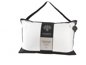 Nimbus 90% Hungarian Goose Down Silver Collection Pillow