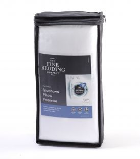 The Fine Bedding Company Spundown Pillow Protector