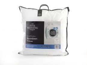 "The Fine Bedding Company Spundown Square Pillow 65 x 65cm (26/26"")"