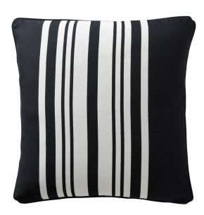 Karen Millen Stripe Square Cushion