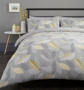 Fusion Tazio Easy Care Duvet Cover Set