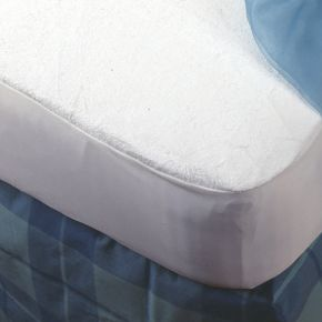 Waterproof And Breathable Terry Mattress Protector