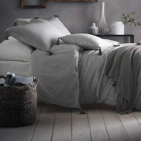 Appletree Trenton Spot 100% Cotton Duvet Set Linen