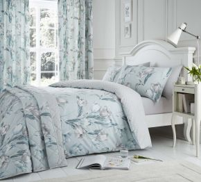 Dreams & Drapes Tulip Duvet Cover Set and Accessories