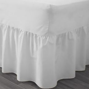 Polycotton Frilled Valance Sheet